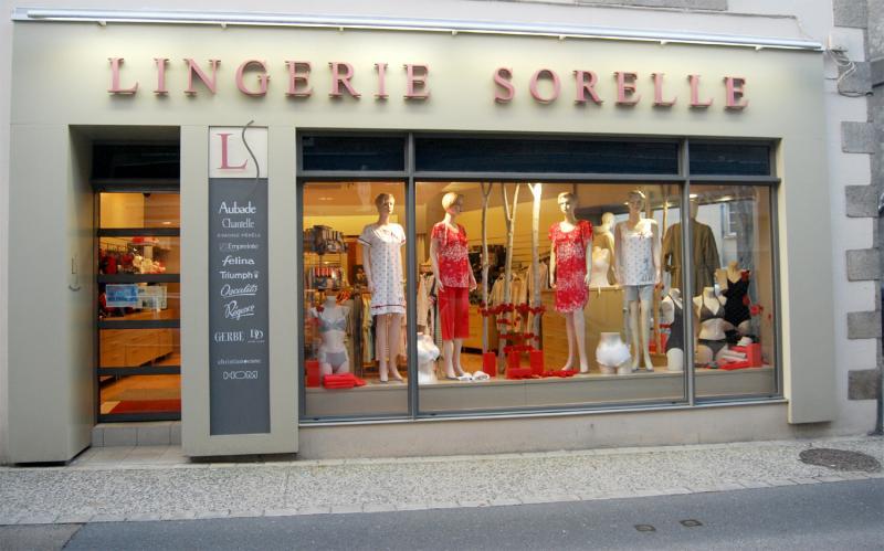 Lingerie Sorelle