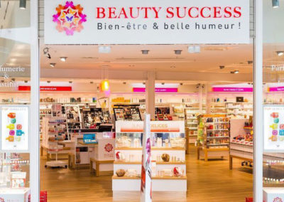 Beauty succès