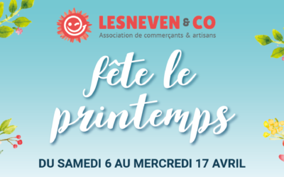 Lesneven & Co fête le printemps