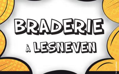 Braderie à Lesneven !
