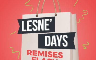 Lesne'Days du 21 au 25 novembre 2019