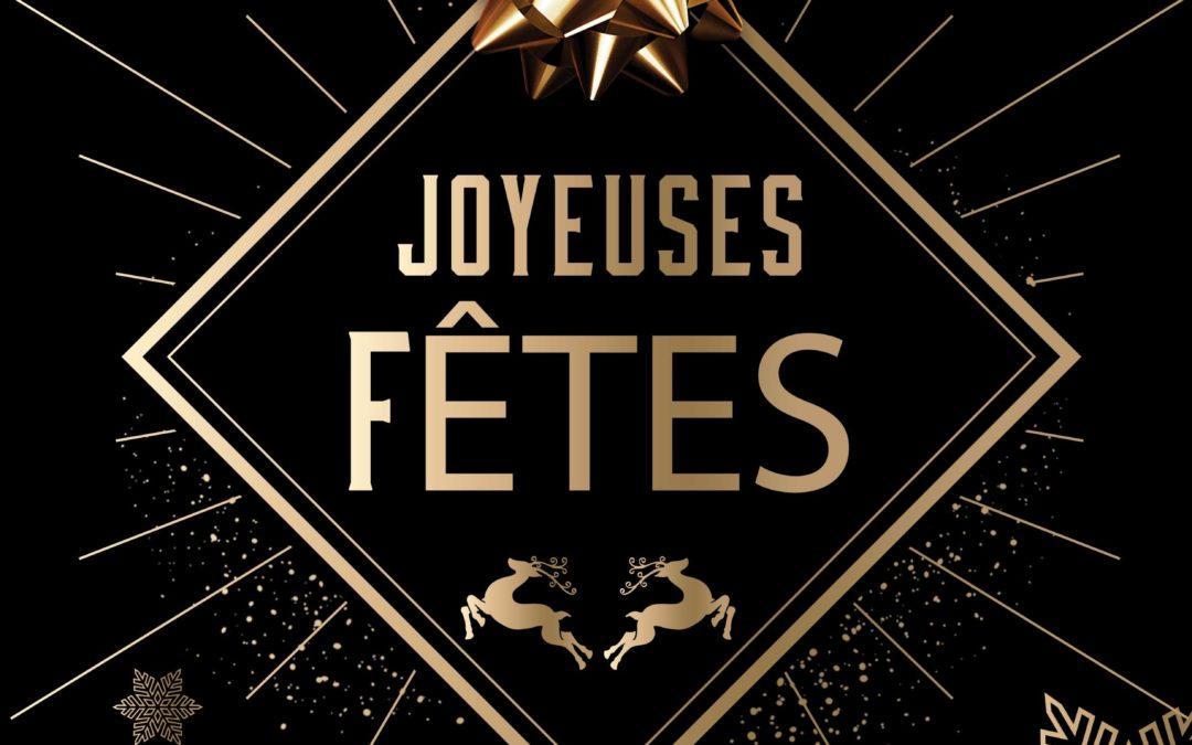 Lesneven & Co vous souhaite de joyeuses fêtes